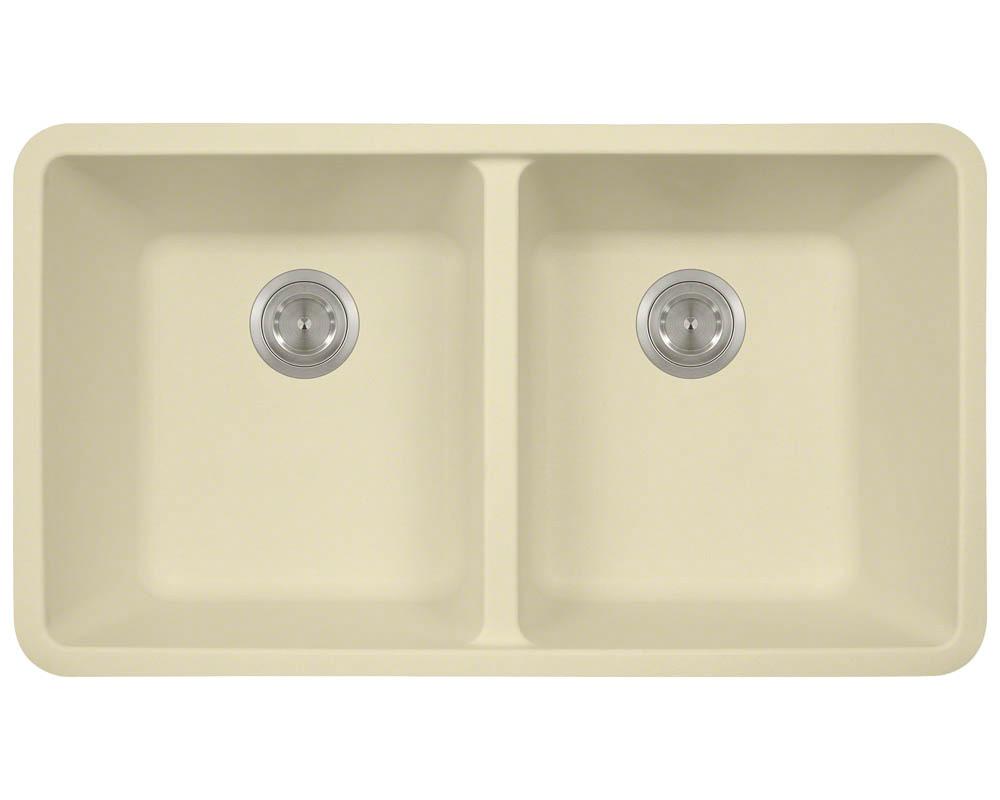 Double Equal Bowl Granite Kitchen Sink