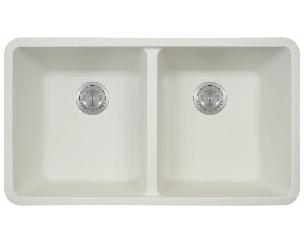 Double Equal Bowl Granite Kitchen Sink