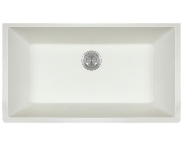 Large Single Bowl Granite Kitchen Sink