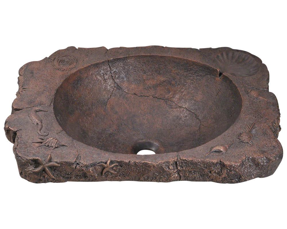 Polaris P069 Bronze Drop-In Sink