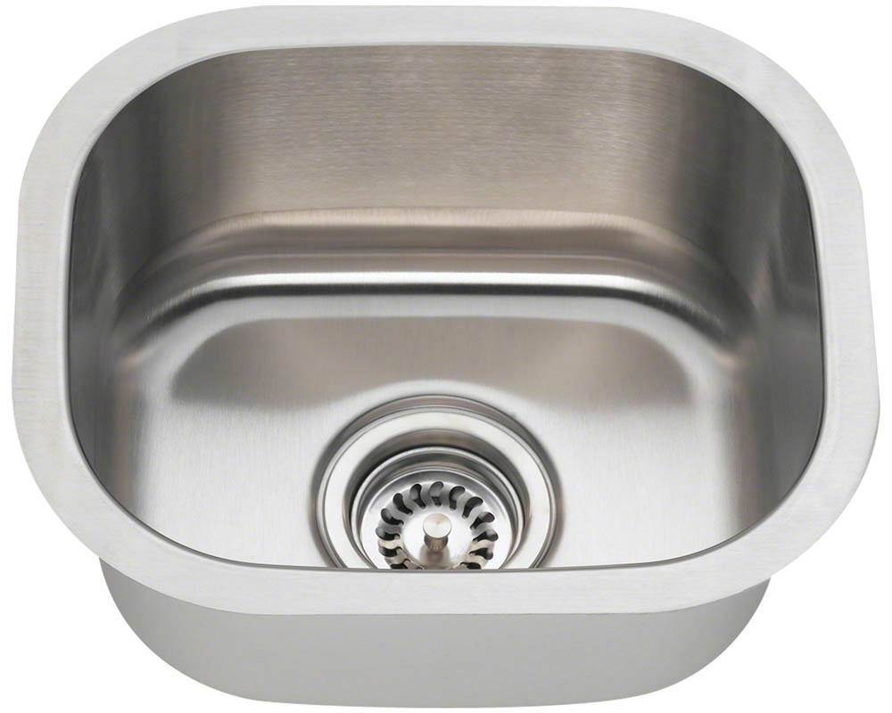 Polaris P2151 Stainless Steel Bar Sink
