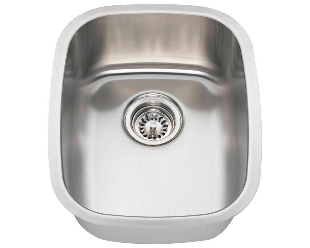 Polaris P5181-16 Stainless Steel Bar Sink