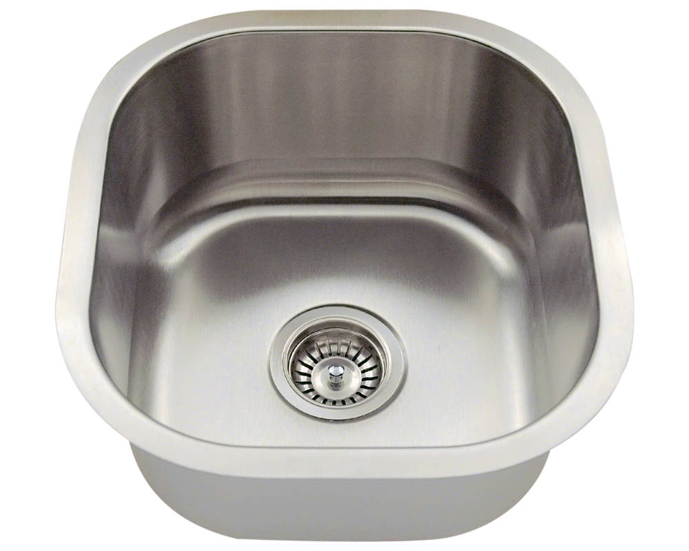 Polaris P6171-16 Stainless Steel Bar Sink