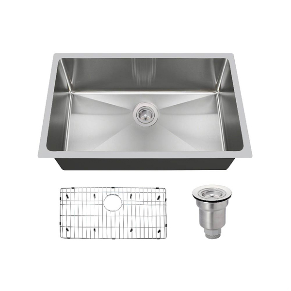 The Polaris PS0213 18 Gauge Kitchen Ensemble