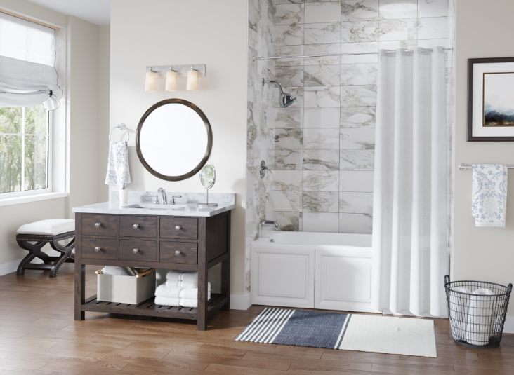 5 Design Trends Guaranteed to Make Your Bathroom More Inviting