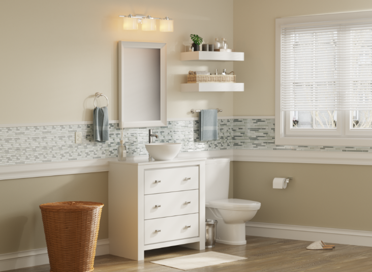6 Steps to Deep Clean Your Bathroom