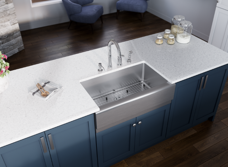 Choosing Your Perfect Countertop from the 7 Most Popular Styles