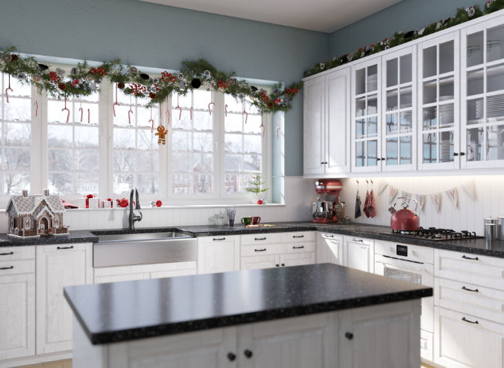 Simple Tricks to Make Your Kitchen Holiday Ready