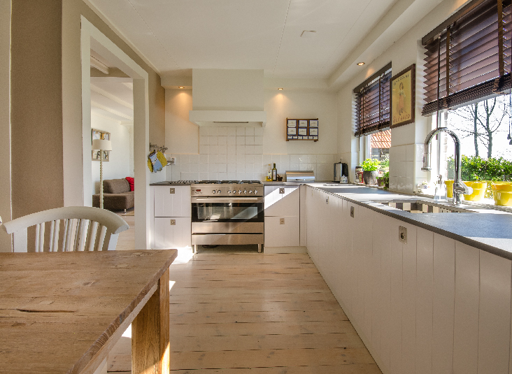 The Ever-Broadening Options in Kitchen Flooring