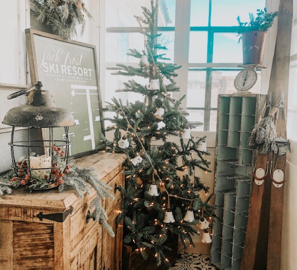 The Sassy Barn Presents: Christmas Décor Ideas for a Farmhouse Home