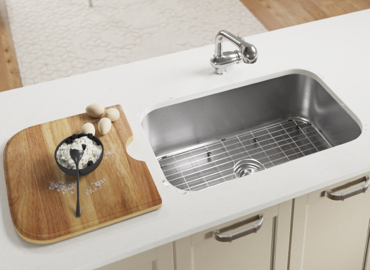 Your Undermount Kitchen Sink Can Be Quite Revealing