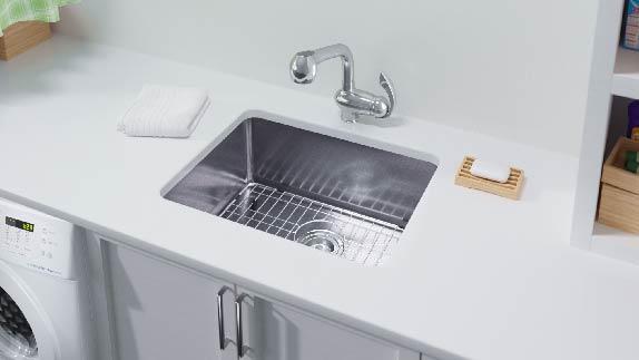 stainless steel 14 gauge sinks  rh   mrdirectint com