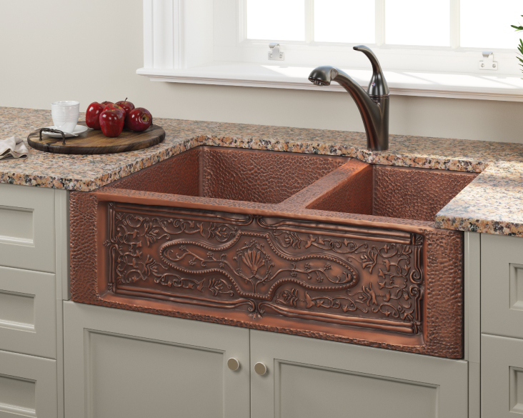 No Matter Which Material You Choose For Your Farmhouse Style Sink, You Can  Be Sure That Its Apron Front Will Draw Attention To Itself And Be A  Highlight Of ...