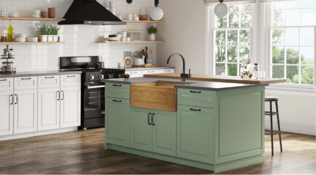 Eco Friendly Kitchen Design