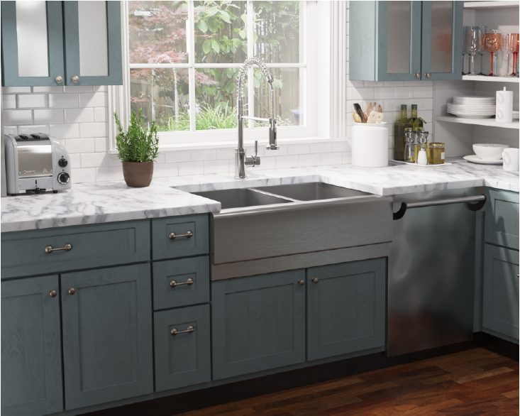 Why a Stainless Steel Sink Might be Just Right for Your Kitchen