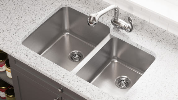 Our 18G undermount sinks offer a range of features and benefits