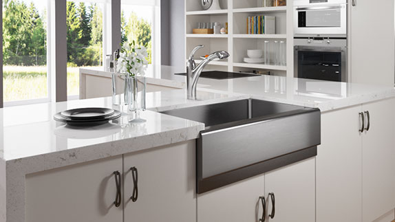 Apron Sinks Have a Limited Lifetime Warranty