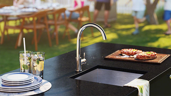 Bar Sinks Are Perfect For Entertaining At Home