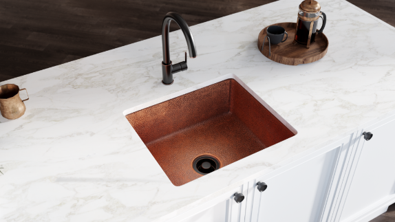 Copper Sink Cleaning And Care