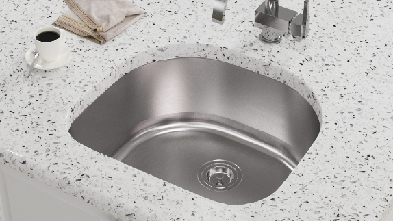 Remembering these tricks can keep your sink looking brand noew