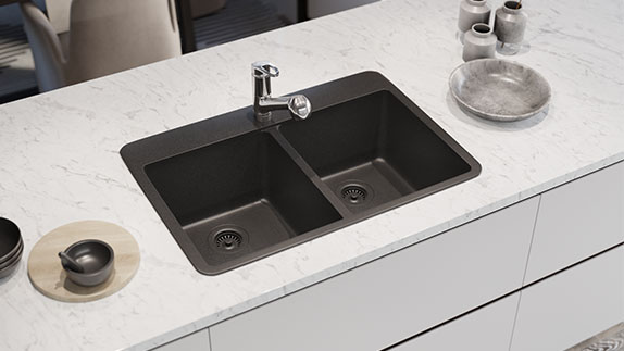 TruGranite Sinks Have a Limited Lifetime Warranty