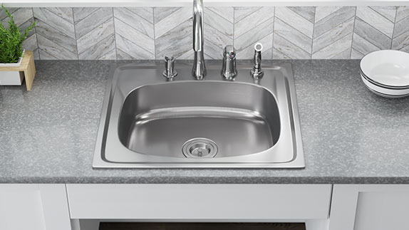 Single Bowl Stainless Steel Sinks are Superior-Quality
