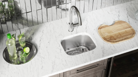 MR Direct bar sinks are perfect for any entertainment space