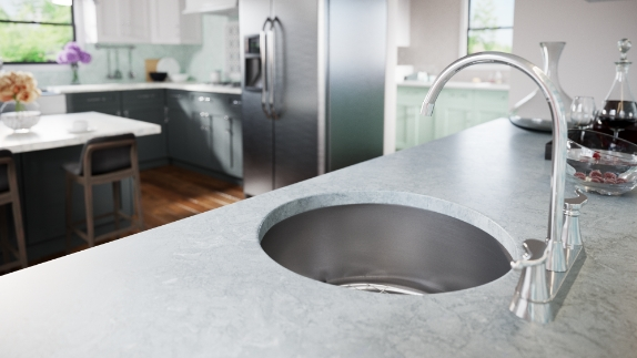Our stainless bar sink models come in both undermount and topmount installtions