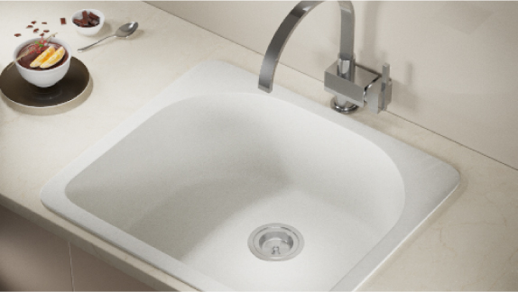 Several of MR Direct stainless steel sinks are offered in 14 gauge steel