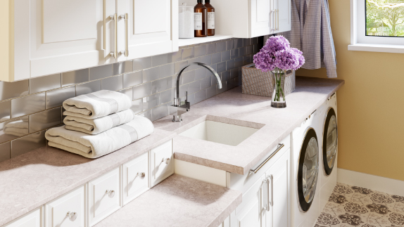 Undermount sinks come in several configurations.