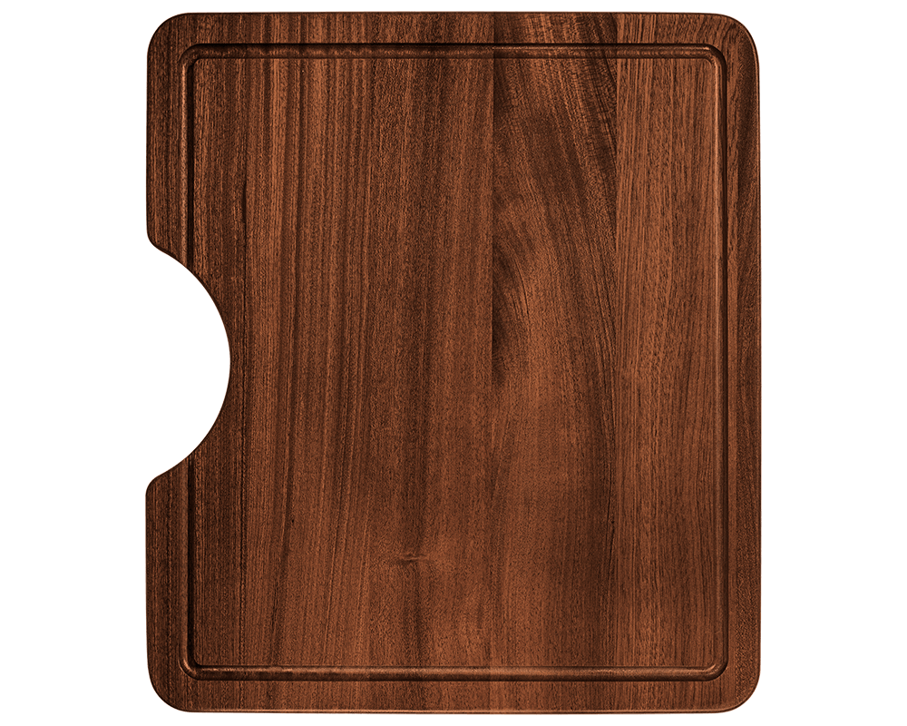 MR Direct CB-3120-S-SP Small Sapele Cutting Board
