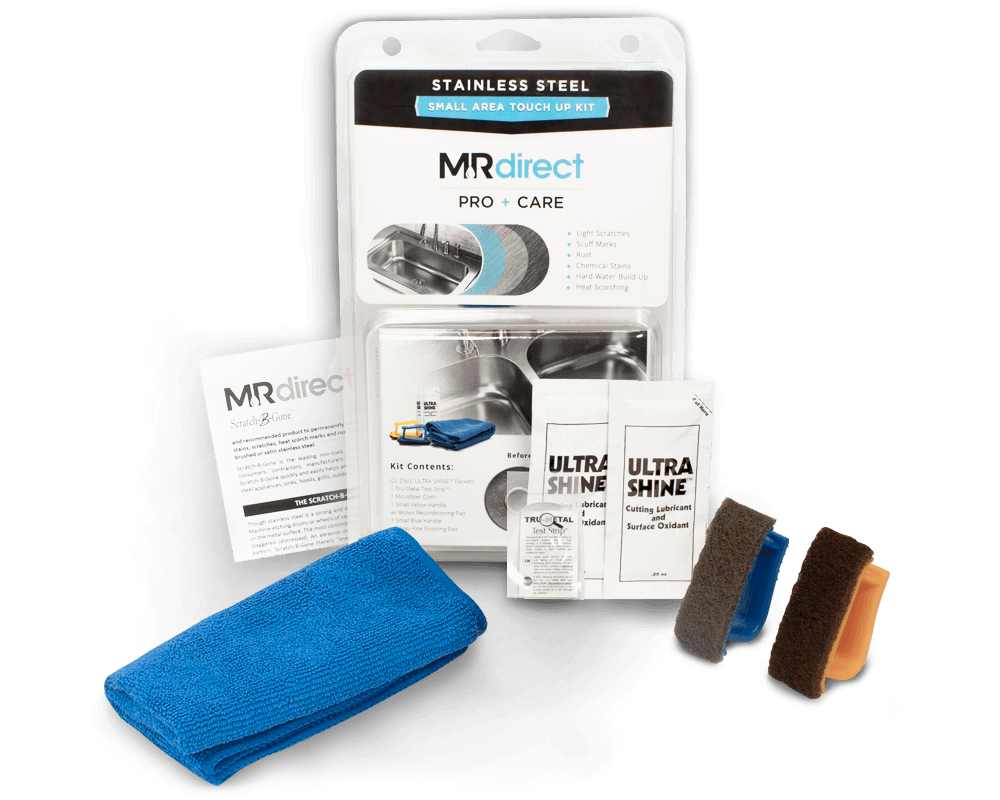 MR Direct STUK Stainless Steel Touch-Up Kit