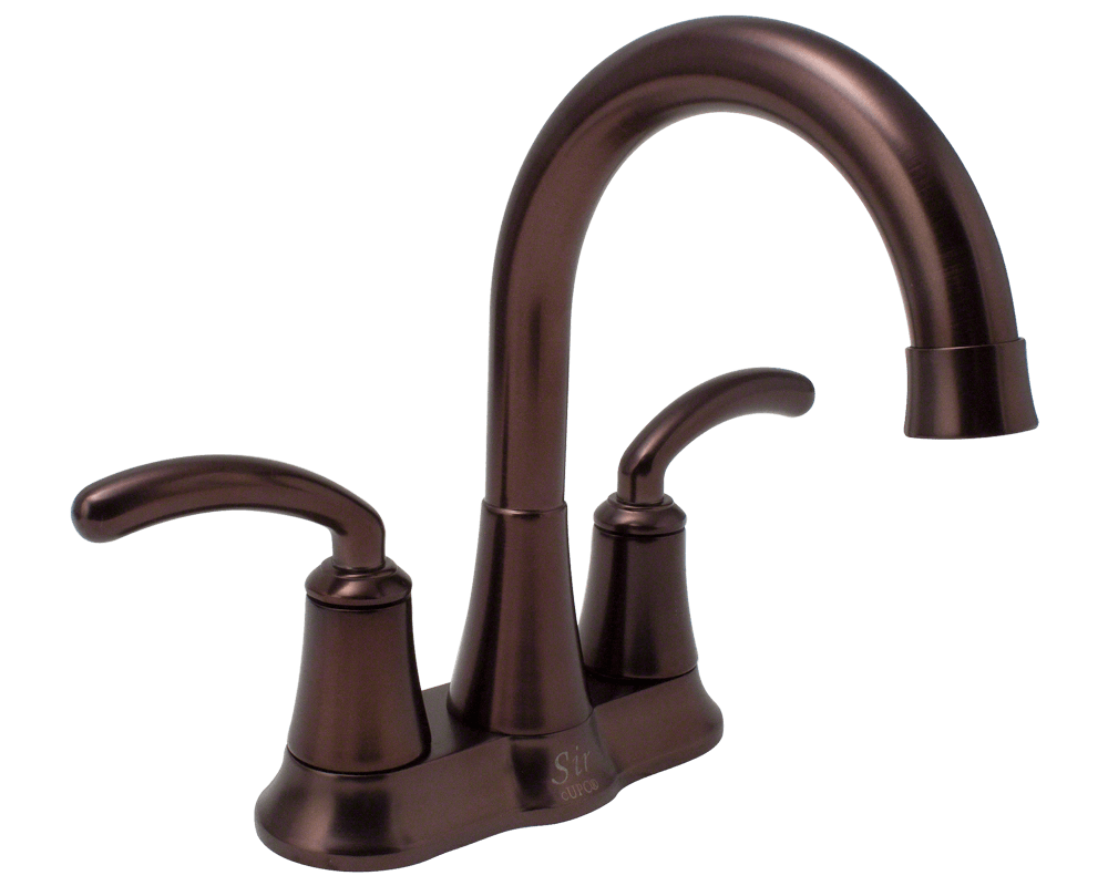 MR Direct 7042-ORB Oil Rubbed Bronze Two Handle Lavatory Faucet