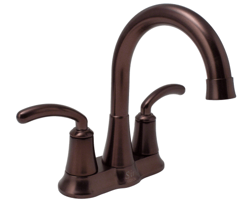 7042-ORB Oil Rubbed Bronze Two Handle Lavatory Faucet