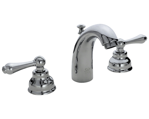 706-C Chrome Wide Spread Lavatory Faucet