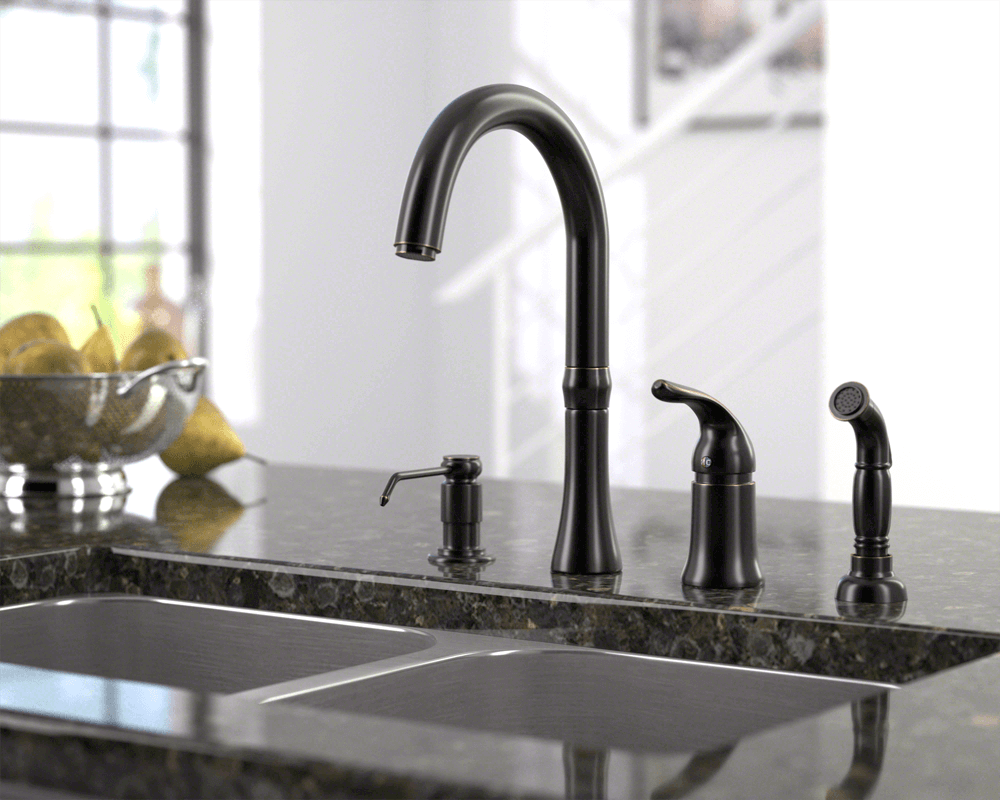Bon ... 4 Hole Kitchen Faucet. 5.00. 1 Review. 710 ABR