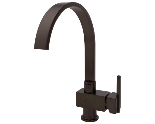 712-ORB Oil Rubbed Bronze Single Handle Kitchen Faucet