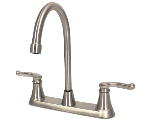 7142-BN Double Handle Faucet