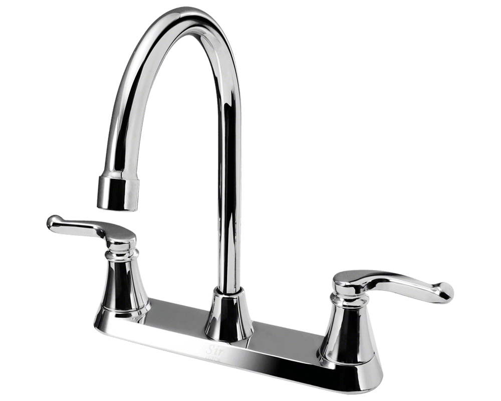 MR Direct 7142-C Double Handle Faucet