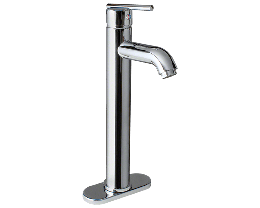 MR Direct 718-C Chrome Vessel Faucet