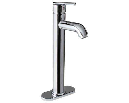 MR Direct 718-C 718-C Chrome Vessel Faucet