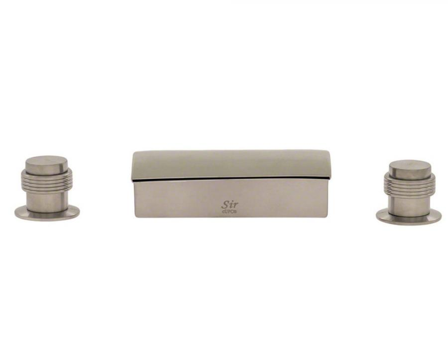 719 BN Brushed Nickel Roman Tub Faucet SetStainless Steel Sinks and Faucets for Kitchens and Baths. Waterfall Roman Tub Faucet Brushed Nickel. Home Design Ideas