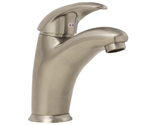 faucets home arc brushed compressed resist nickel moen sink in bath n widespread b handle faucet depot spot bathroom high the
