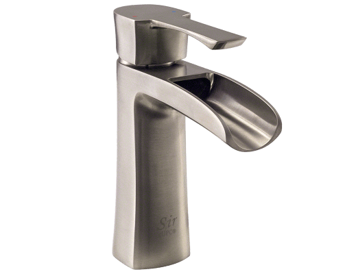 Delta Porter 8 in. Widespread 2 Handle Bathroom Faucet in Brushed homedepot.com p Delta Porter 8Bathroom Faucet 206503634