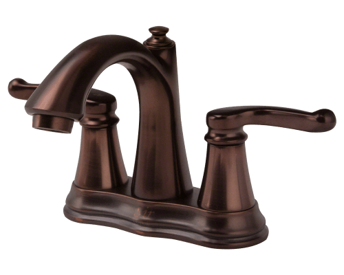 MR Direct 754-ORB 754-ORB Double Handle Faucet