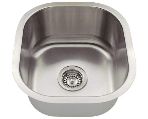 MR Direct 1716 1716 Stainless Steel Sink