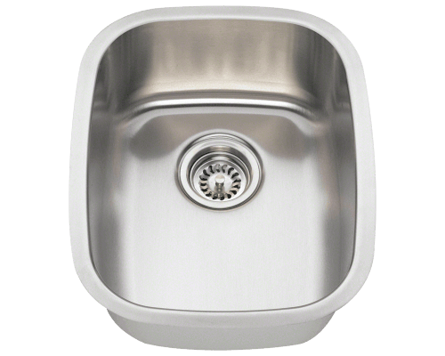 1815 Stainless Steel Bar Sink