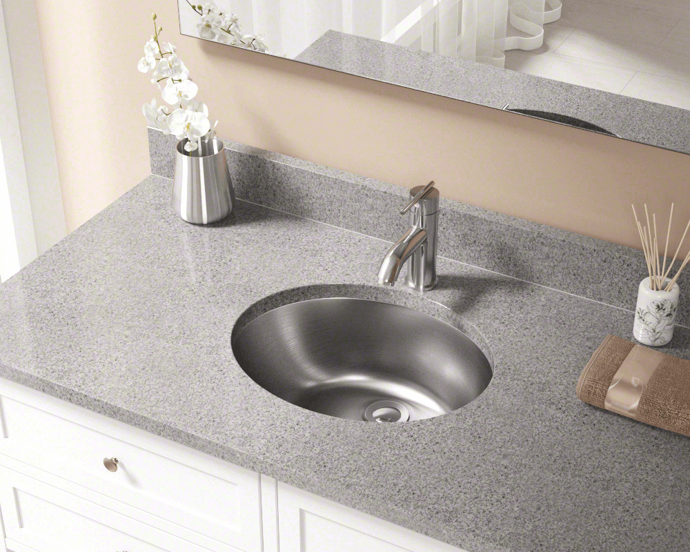 stainless bathroom sinks 1917 stainless steel vanity sink 14549