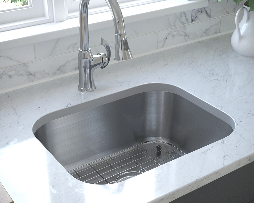 2318 Slg Single Bowl Stainless Steel Kitchen Sink With