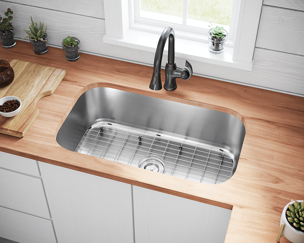 3118 Stainless Steel Kitchen Sink